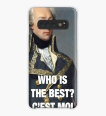 Lafayette — C'est Moi Case/Skin for Samsung Galaxy