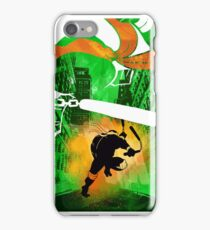 Michaelangelo Ninja Turtle iPhone Case/Skin