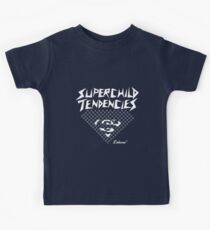 Superchild Tendencies Kids Tee