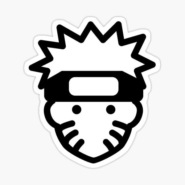 pegatinas ninja Pegatina