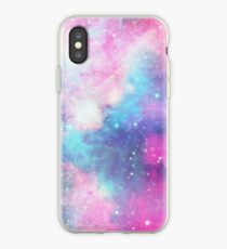 Pastel Galaxy iPhone Case