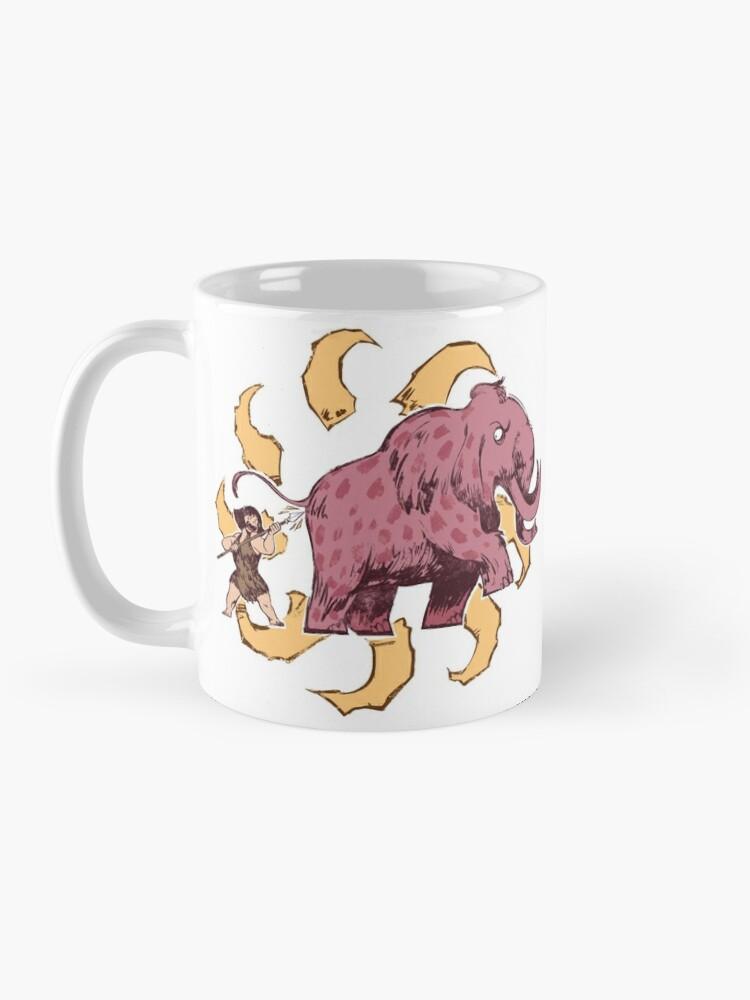 Alternate view of UPickVG 5 Mammoth by Fusspot Mug