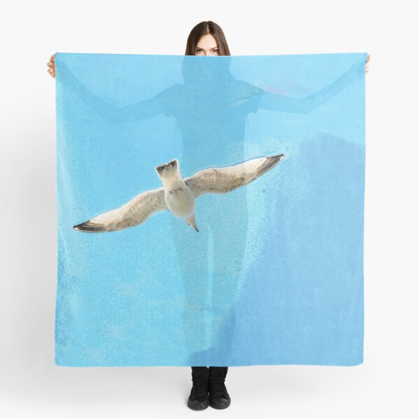 The sea is full of pearls Scarf