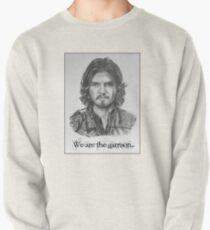 Athos nous sommes la garnison Pullover