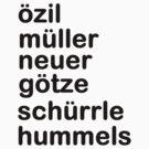 German Team by silentstead