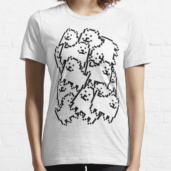 Undertale annoying dog collage Essential T-Shirt