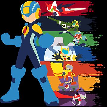 Megaman: Souls of a Hero V2 Minimal by jax89man