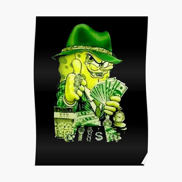 gangster spongebob Poster