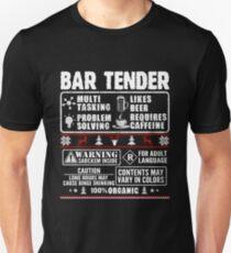 Bartender - Bar Tender Unisex T-Shirt