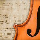 Antique Violin von MMPhotographyUK
