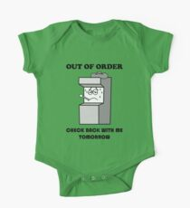 MGM- Out Of Order 2014 One Piece - Short Sleeve
