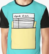Check it Out Graphic T-Shirt