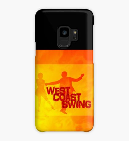 West Coast swing Case/Skin for Samsung Galaxy