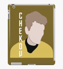 Chekov iPad Case/Skin
