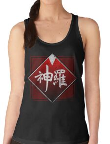 Shinra grunge logo Women's Tank Top