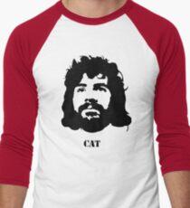 Viva la CAT Stevens! Men's Baseball ¾ T-Shirt