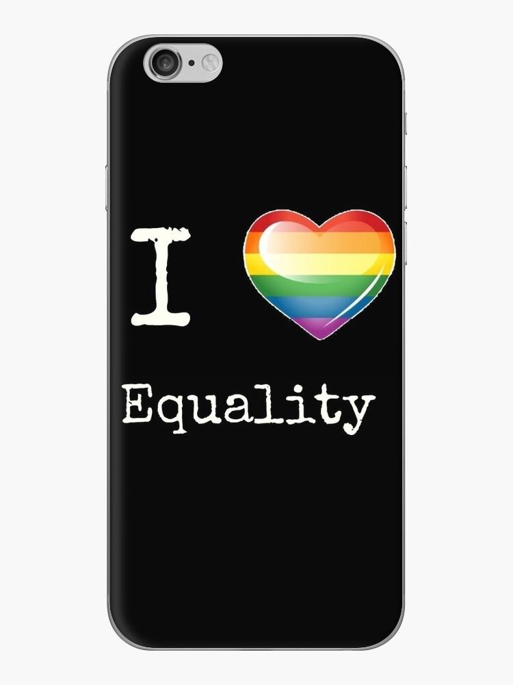 «I Heart Equality» de Rai Ball (The Elocutioner)