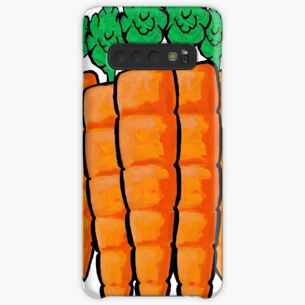 What's Orange and Sounds Like a Bunch of Parrots? Samsung Galaxy Snap Case