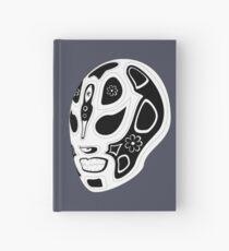 El Cabeza del Luchador El Ojo del Dios Hardcover Journal