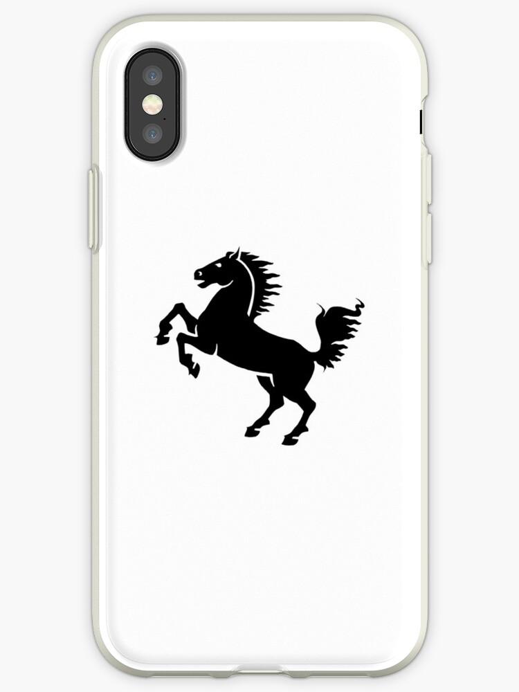 dark horse (white) by Everest17