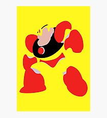 Guts Man Photographic Print