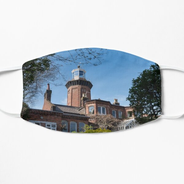 Hoylake Lighthouse Flat Mask