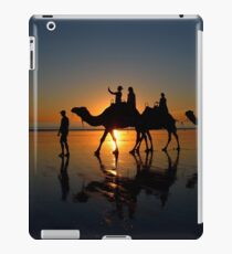 Camels on Cable Beach 2 iPad Case/Skin