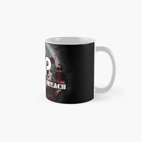 SCP Containment Breach Logo Classic Mug