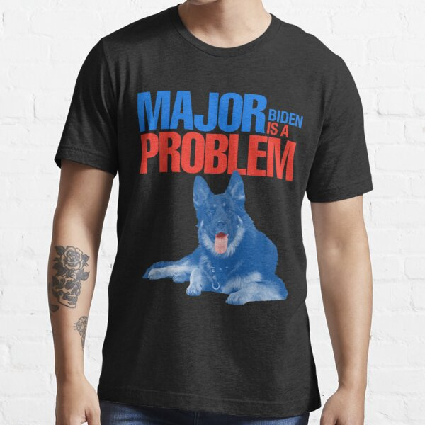 Major Biden White House Dog Biting Incidents Essential T-Shirt