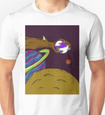 Withdraw Unisex T-Shirt