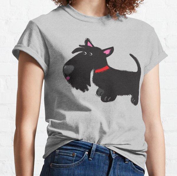 Scottie pup ©BonniePortraits.com Classic T-Shirt