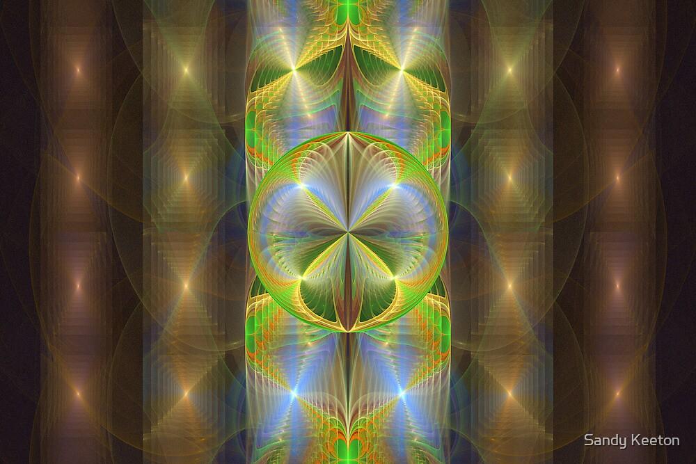 Glowing by Sandy Keeton