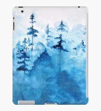 Blue Woods Duvet iPad Case/Skin