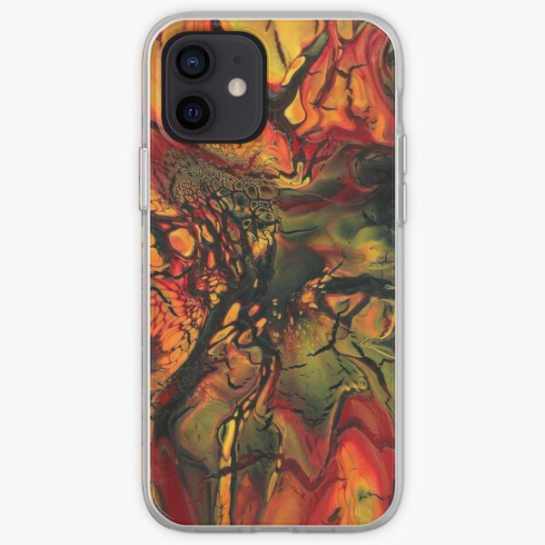 On Fire iPhone Soft Case