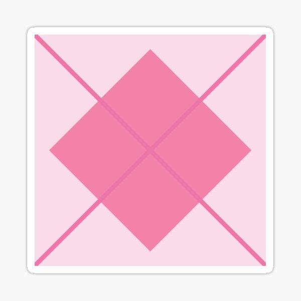 Aggretsuko motif de lit - Love Sticker