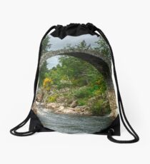 Packhorse Bridge Drawstring Bag
