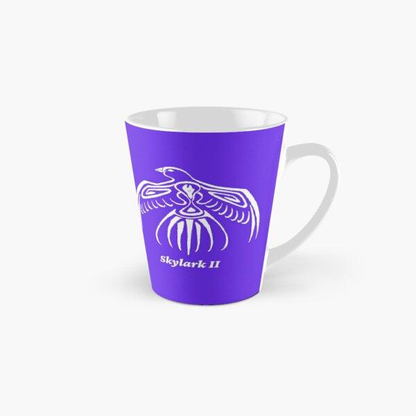 Skylark II Purple Tall Mug