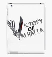 Victory or Valhalla iPad Case/Skin