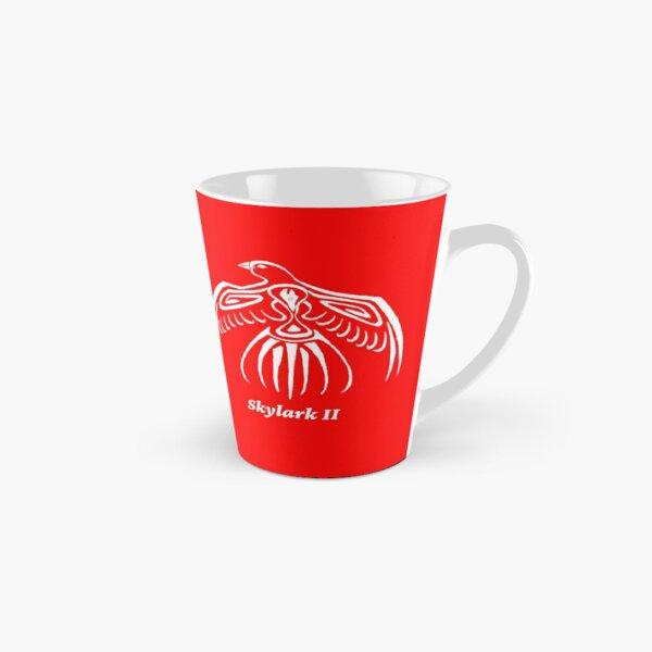 Skylark II Red Tall Mug
