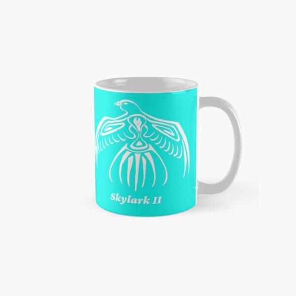 Skylark II Blue Classic Mug
