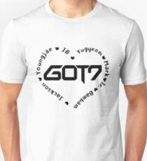 GOT7 Heart T-Shirt