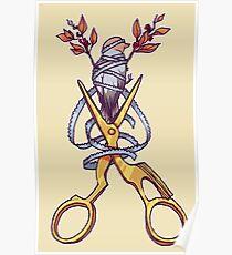 Beatrice's Emblem Poster