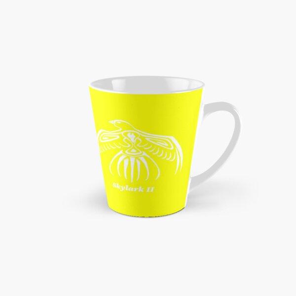 Skylark II Yellow Tall Mug