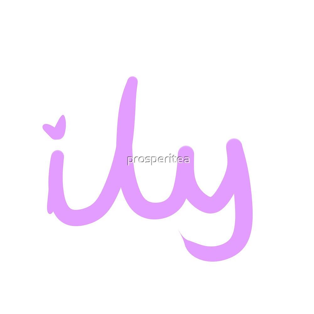 ily by prosperitea