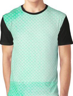 Green Mermaid Leggings Graphic T-Shirt