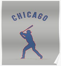 Kris bryant for the cubbies Poster