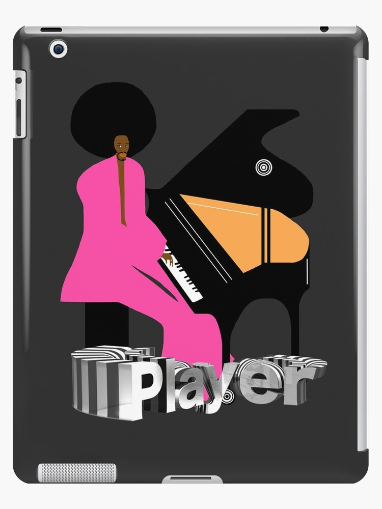 PLAYER IPAD - 11 by pukipukiplanet