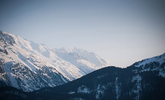 Mountain by HellgateSTORE