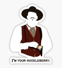 Tombstone: That's Just My Game Sticker