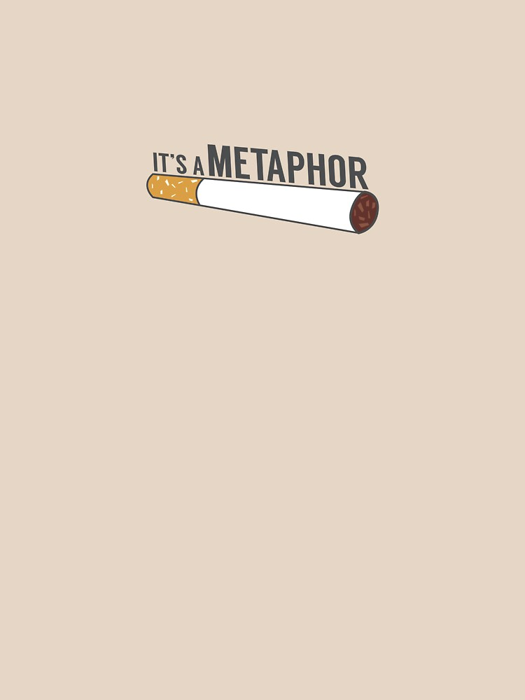 Cigarette Metaphor by silvrock